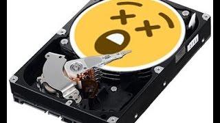 Repairing a Beeping & Clcking Hard Disc