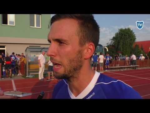 MOL Cup: Lukáš Pazdera o své vítězné premiéře v barvách Baníku