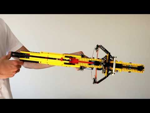 Lego C-Bow .50 V2 Sniper (working)