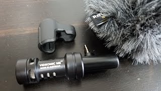 My Impressions: VideoMic Me by Rode
