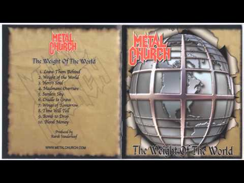Metal Church - Sunless Sky