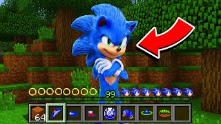 Minecraft : How To PLAY AS SONIC IN MINECRAFT! (Ps3/Xbox360/PS4/XboxOne/PE/MCPE)