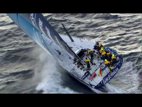 Team Telefonica Race Highlights - Volvo Ocean Race 2011-12