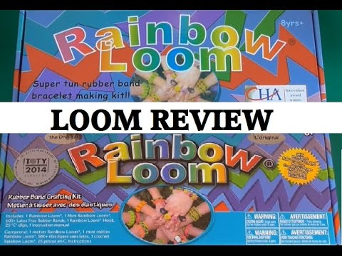 Fake Rainbow Loom VS Real Rainbow Loom Review l JasmineStarler