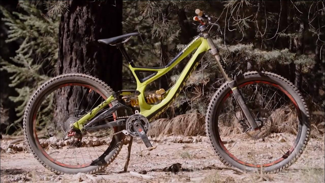 Specialized Demo 8 II: 2014 Bible of Bike