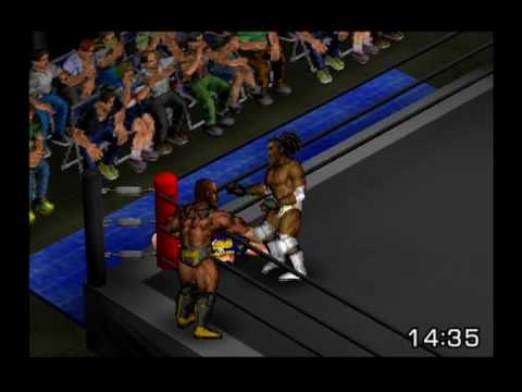 SCPW Live! Episode 01.10 - 05 - Wayne Knox & Booker T vs. Kurt Angle & Hae Lo Victory part 2 Video