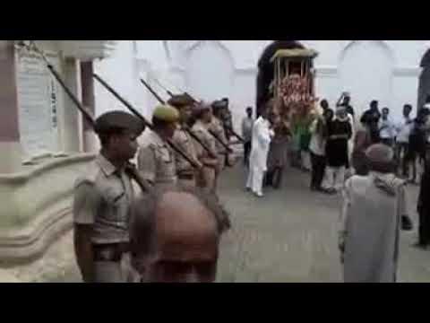 Best Noha Aayi Darya se ye kheme me sada e Abbas. Juloos Rampur India