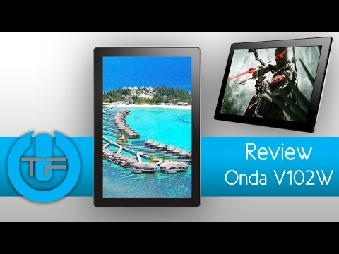 Review Tableta Onda V102W con WIndows 8 1