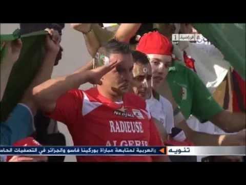 ALGERIA - FIFA World Cup 2014 [HD]