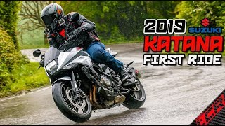 2019 Suzuki Katana Review | First Ride