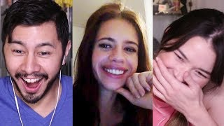 Jaby & Achara Chat w/ KALKI KOECHLIN! | Part 1