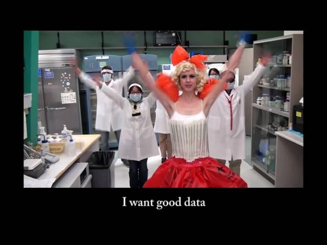 Zheng Lab - Bad Project (Lady Gaga parody)