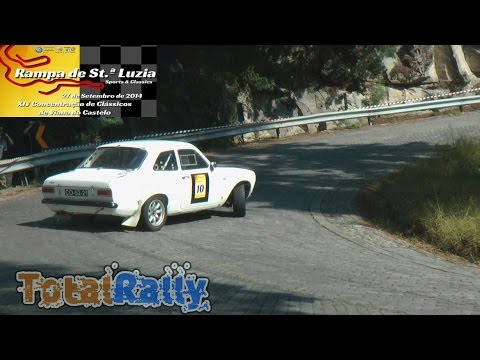 [HD] Rampa de Santa Luzia �14 Sports & Classics - TotalRally