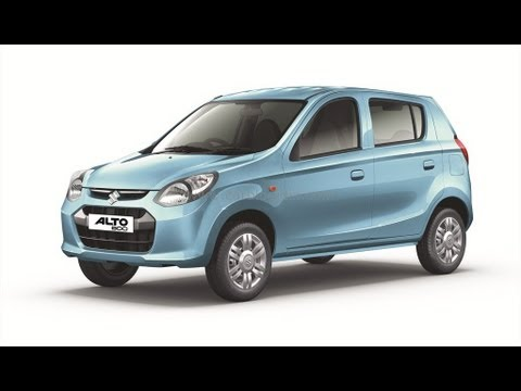 Maruti Alto 800 Exteriors And Interiors Walk Around Review