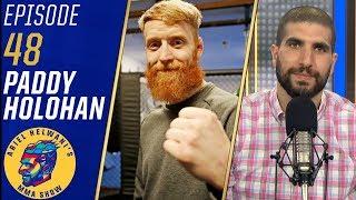 Paddy Holohan on winning election in Ireland   Ariel Helwani's MMA Show