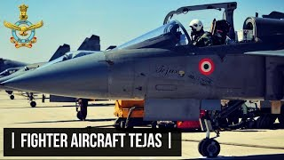 Indian Air Force - Fighter Aircraft Tejas In Action 2017