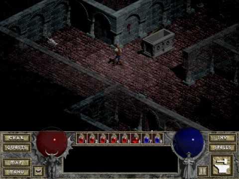 Diablo 1 & Hellfire(Exp) For PC