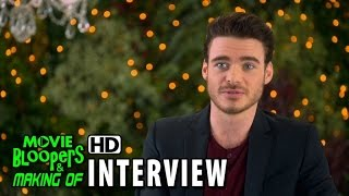 Cinderella (2015) Behind The Scenes Movie Interview - Richard Madden (Prince)