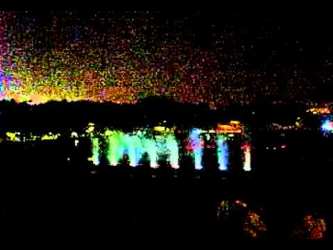 Hyderabad Musical Fountain and Laser Show - Part 1
