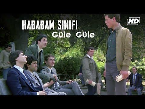 Yerli Film - Hababam Sınıfı Güle Güle Full İzle