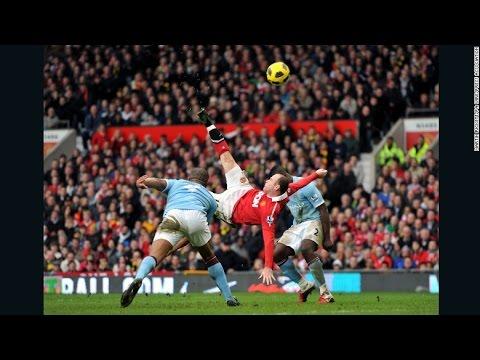 Wayne Rooney Best Skills Football Premier League Goals highlights 2016 #168-009
