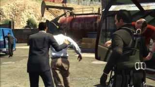 GTA 5 THE BEST MISSION FBI