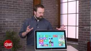 Sony Vaio Tap 20 bridges the desktop-tablet gap - First Look