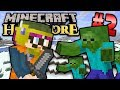 Minecraft HC #7! - Part 2 (THEY CAME FROM BELOW)