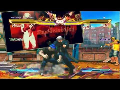 Street Fighter X Tekken PC - DON RAMON - DANTE