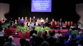 """Glory Hallelujah To The Risen King"" - Sweetwater Church of God"