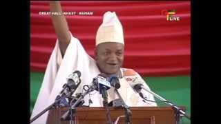 Exciting Hassan Ayariga at 'Kumasi Declaration' (Humour)