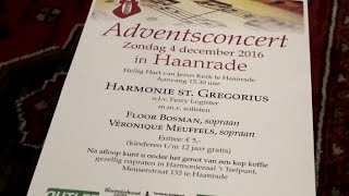Adventsconcert 2016 St. Gregorius - part 3
