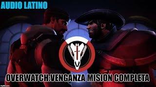 Overwatch: Venganza misión completa [Audio Latino]