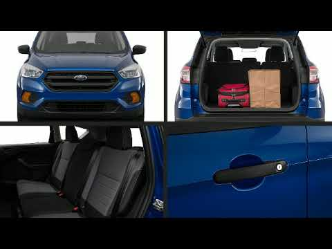2019 Ford Escape Video