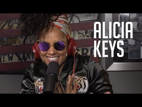Alicia Keys Talks New Music, Father's Day, and  Egypt's Production on Untitled Unmastered
