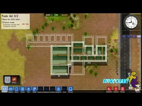 Prison Architect - Fugas con edd00chan