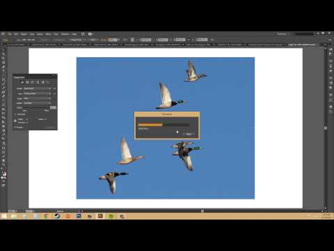 Adobe Illustrator CS6 for Beginners - Tutorial 75 - Beginning Advanced Image Trace