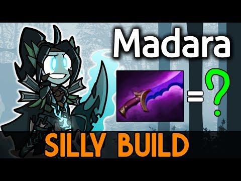 Madara Dota 2 [Phantom Assassin] Silly Build with Shadow Balde
