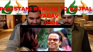 Pakistani Reacts To | DHOL Movie Comedy Scene | RAJPAL | TUSHAR | SHARMAN | Reaction CoMpLeX