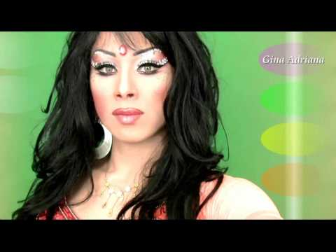 DRAG QUEEN - Travesti show Kočky 2009 - Orient - Arabic Video