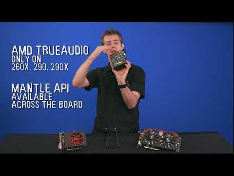 AMD Hawaii R7 R9 Radeon GPU Launch