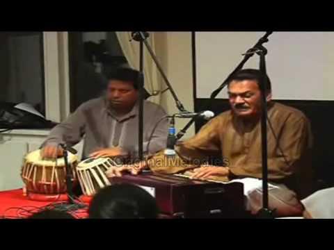 ab ke saalbaar poonam main jab tu aaye (Nasir Kazmi)-Asif Ali...