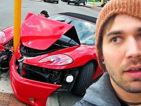 0 SCARY CAR CRASH! (12.27.11   Day 971)