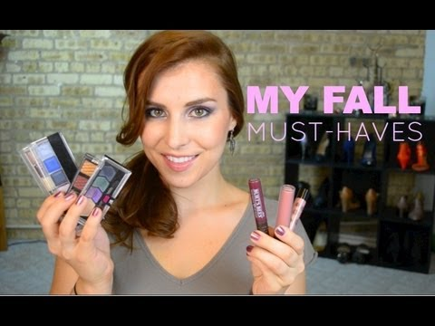My Fall Must-Haves | Bailey B.