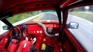 Hillclimb Buzet 2015 - Alfa Romeo 75