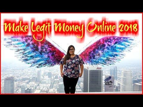"""How To Make Money Online 2018 """"Make Money Online Working From Home 2018"""" $300 A Day Online"""