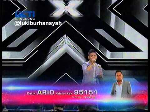 You Give Me Something [James Morrisons] - Ario Setiawan on Showcase XFI Season 2, 5-6-15