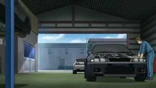 Wangan Midnight - Episodio 15 - El club r200