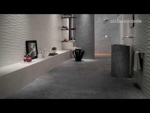 Bath&Spa | stone look | Atlas Concorde | Brave