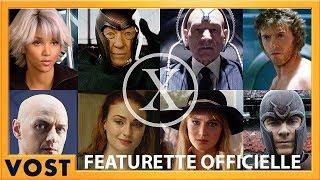 X-Men : Dark Phoenix - Featurette L'Héritage des X-Men VOST